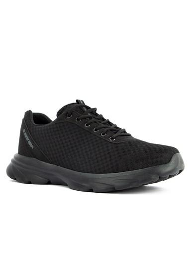 Slazenger Slazenger Alive Koşu & Yürüyüş Erkek Ayakkabı  Siyah